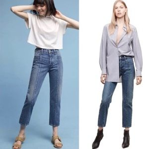 NWT Levi's Altered Straight Leg Button Fly Jeans
